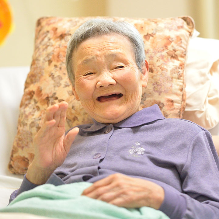 高齢者介護の内容